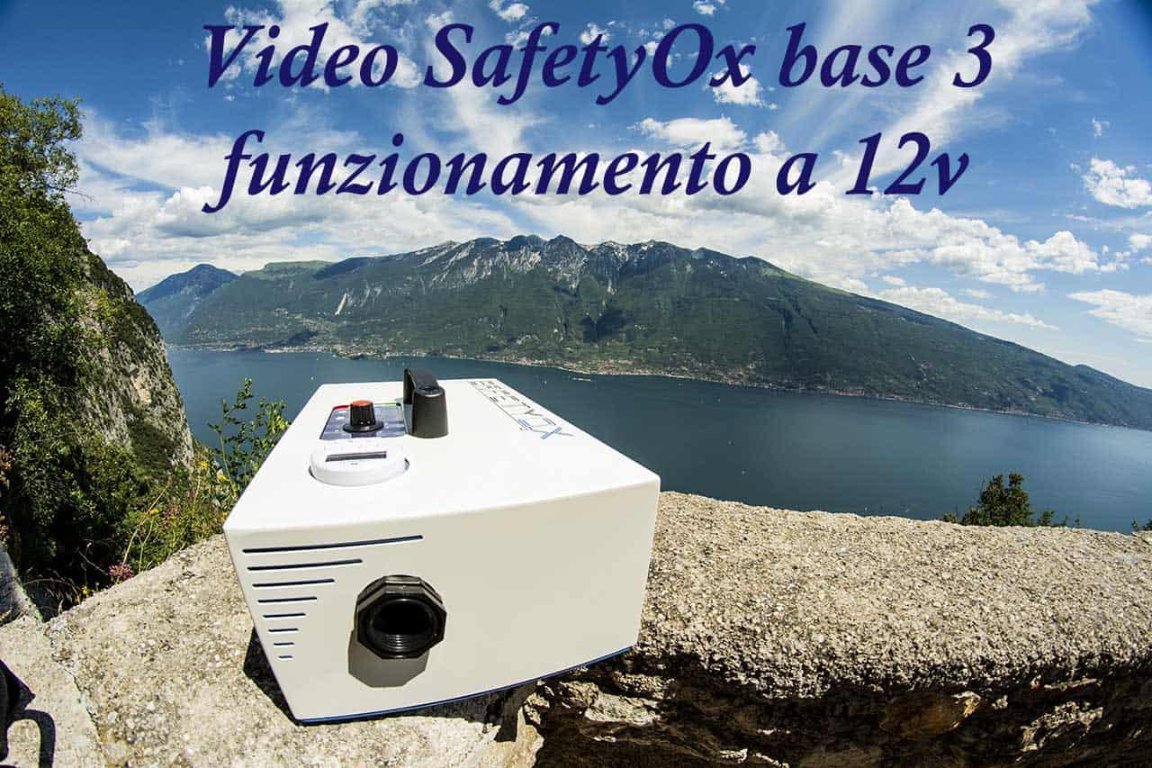 Generatore di ozono 12v